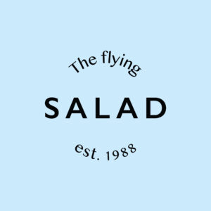 The flying salad_logo-02